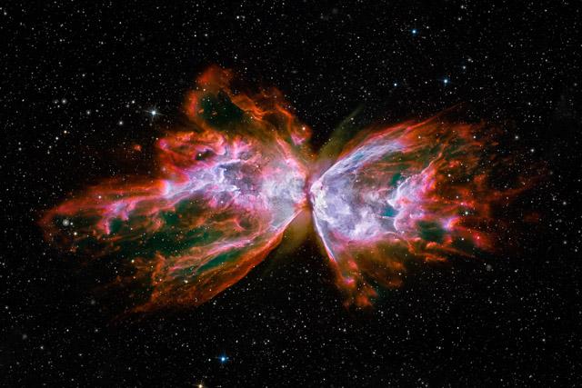 Butterfly Nebula NGC6302